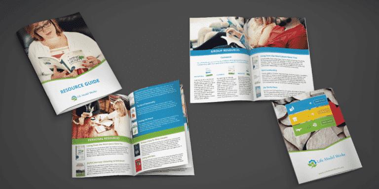 Life Model Works Booklet